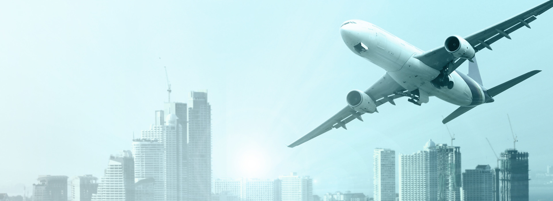 Air Freight Customs Clearance & Forwarding Services Hero Image